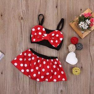 Other - Minnie mouse bikini